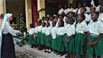 Gabon - Ecole ND de la Providence